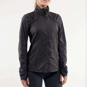 Lululemon Run Essential Jacket black